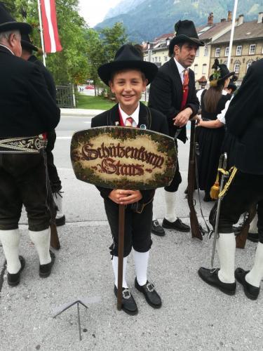 Bataillons Fest Schwaz 2018