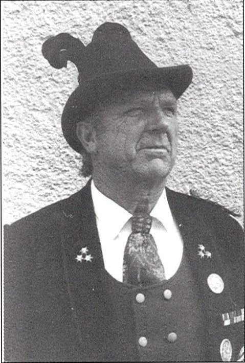 Fritz Guertler; Hauptmann von 1951-1989